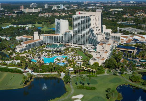 Orlando Marriott